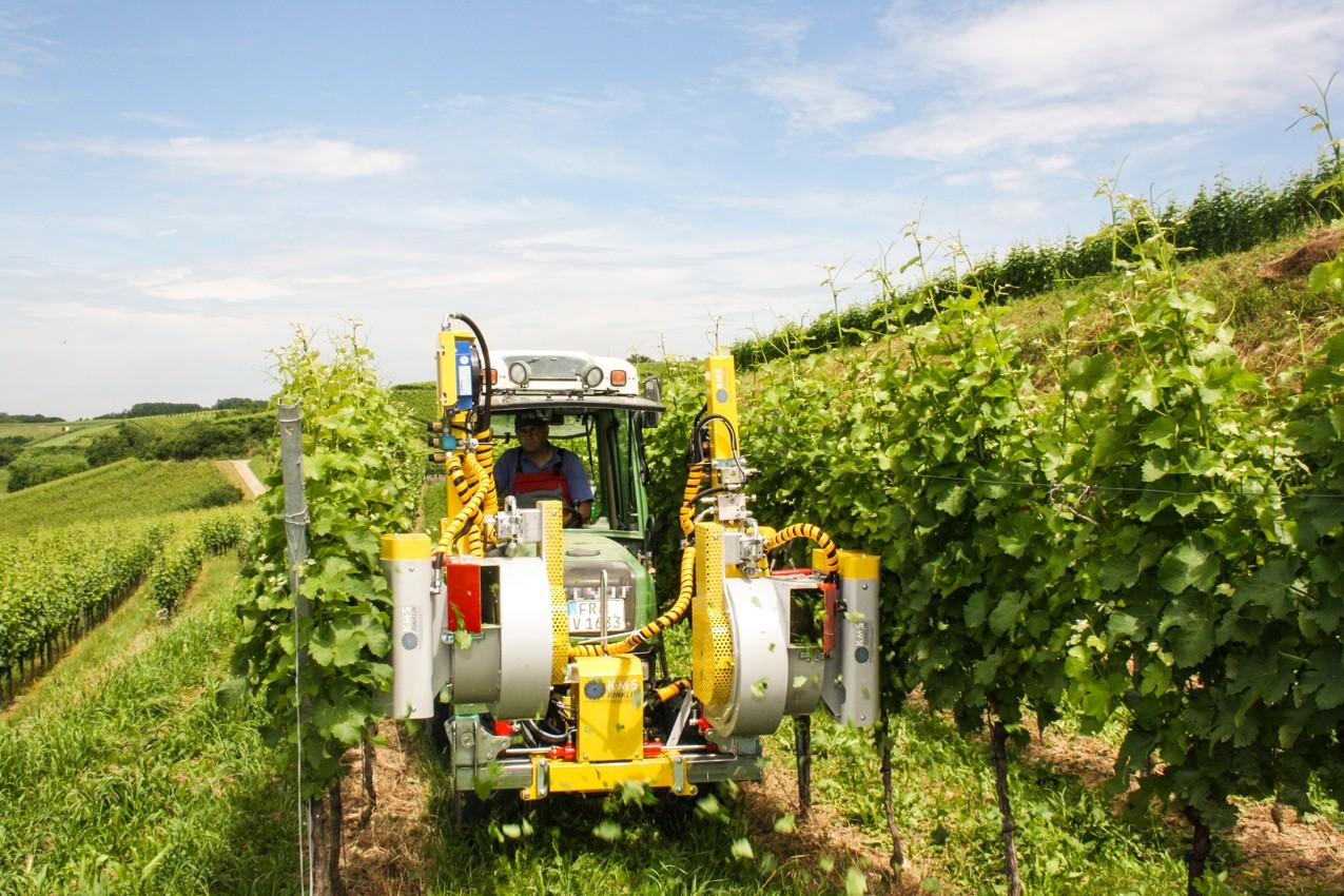Hydraulik Weinbau