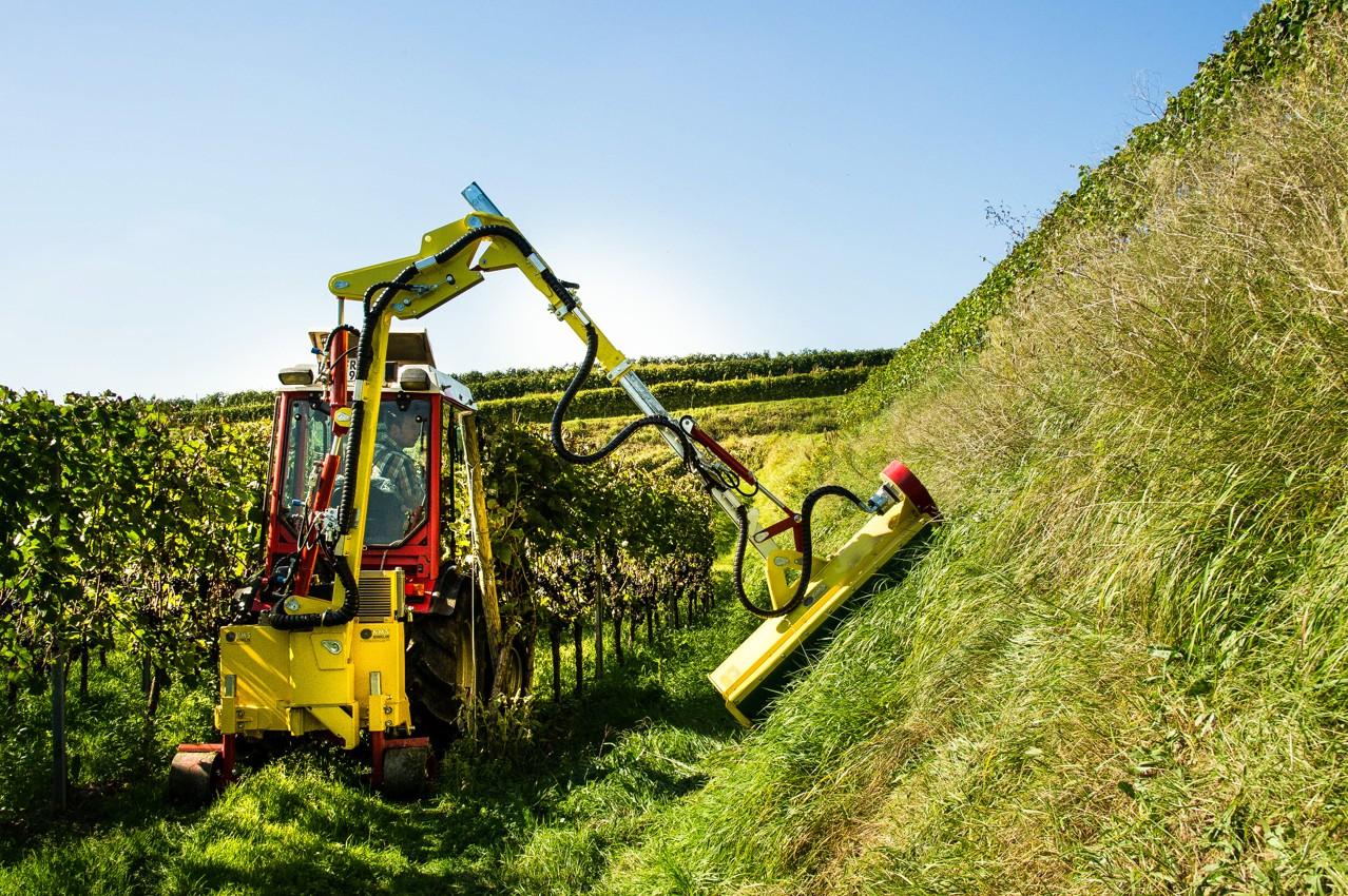 Hydraulik Landmaschine
